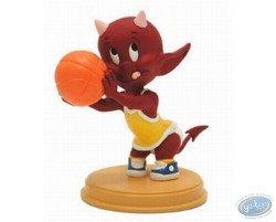 Basket-ball player