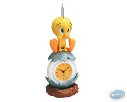 3D resin clock Titi