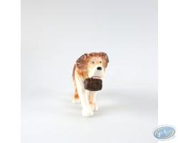 Dog St Bernard