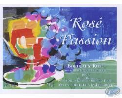 Fruit cup - Rosé Passion 1997