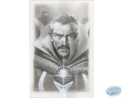 Eddy Newell - Doctor Strange (original drawings)
