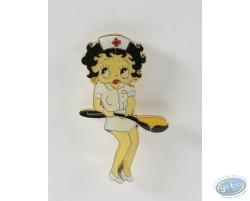 Pin's, Betty Boop : Nurse