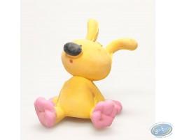 Whistle toy rubber, Franquin, Marsupilami : Sitting Bibi