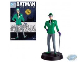 The Riddler statuette + magazine -serie 2
