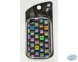 Smartphone cover crystal Iphone 4G, The Nightmare of Mr Jack color