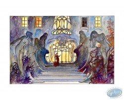 Manara, Le palais des désirs