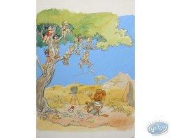 Carmen Lamour Illustration 4