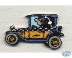 Pin's, Franquin, Gaston : Car 1