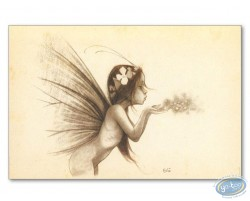 Fairy blowing