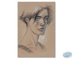 Lena's Portrait (signed)