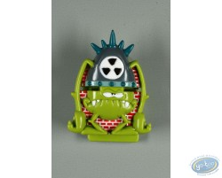 Magnetic clip ' The monster', Kid Paddle
