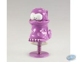 The violet monster