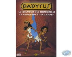 Le Seigneur des crocodiles + La vengeance de Ramses