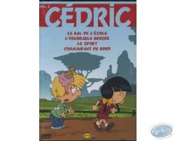 Cédric : Volume 2 - 4 épisodes