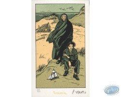 Moses sitting & Martha