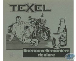 Texel (b&w)
