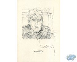 Portrait (sketch)