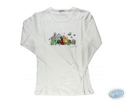 Ginger Animal Chat Design Dessin Femmes T Shirt
