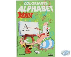 Colourings, Alphabet (Small format)