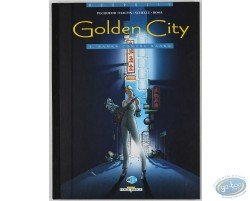 Deluxe comic book, Malfin, Golden City volume 2 : Banks contre Banks