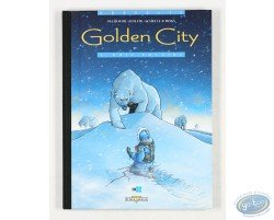 Deluxe comic book, Malfin, Golden City volume 3 : Nuit polaire (not complete)