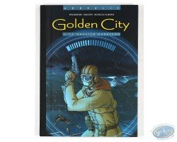 Deluxe comic book, Malfin, Golden City volume 5 : Le dossier Harrison