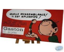 Gaston en latex