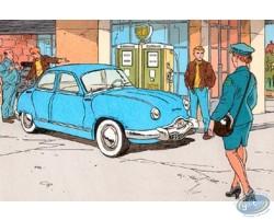 Dyna Panhard 54 (blue)