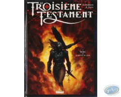 Comic book, Alice, Le Troisieme Testament volume 1 : Marc (nearly good condition)