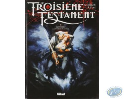 Comic book, Alice, Le Troisieme Testament volume 2 : Matthieu