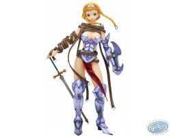 Queen's Blade Leyna Exiled Warrior DX color ver. 1/7 scale
