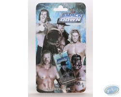 Metal keychain, The Stars of Wrestling: Undertaker
