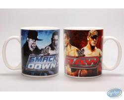 Mug, The Stars of Wrestling