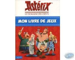 Le domaine des Dieux / livre de jeux - Astérix