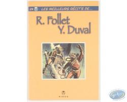 Les meilleurs récits de Follet et Duval, N°24