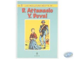 Les meilleurs récits de Attanasio et Duval, N°26