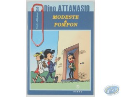 Modeste et Pompon, Dino Attanasio, Traits d'humour N°3