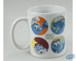 Mug Smurf The lost village