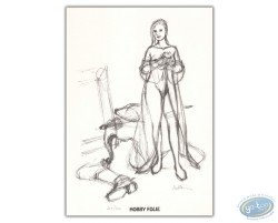 Marion undressed (sketch)