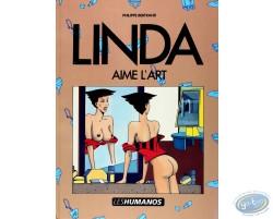 Linda aime l'Art