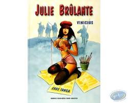 Julie brûlante