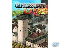 Carcassonne 1209 - The Cathar epic