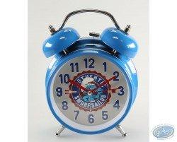 Alarm clock, Sailor Smurf Luminous Bleue