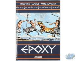 Epoxy, album et supplément croquis
