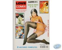 Love comix n°4, Recueil de 3 numéros