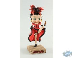 Betty Boop Dancer French cancan