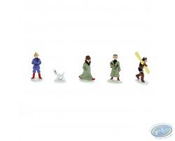 Mini series miniatures - Tintin in the Land of Soviets