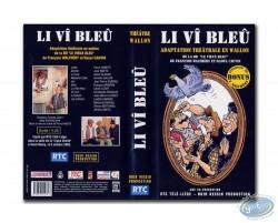 Video tape, Walthéry, Le Vieux Bleu
