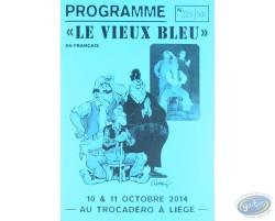 """Program """"Le Vieux Bleu"""""""
