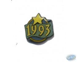 Pin's 1993